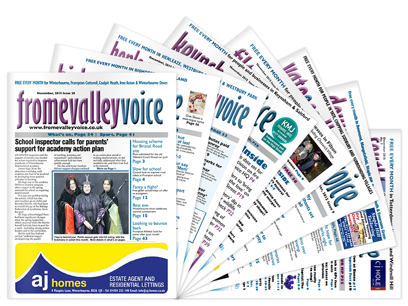 Voice Network Magazines